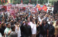 ரோஹிங்கியா முஸ்லிம்கள் இனப்படுகொலை: சீமான் தலைமையில் கண்டன ஆர்ப்பாட்டம் - சென்னை