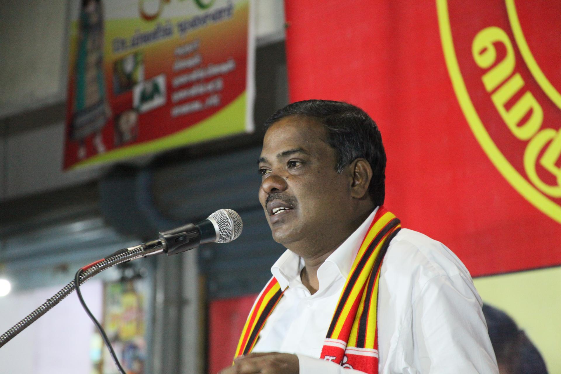 ஆர்.கே நகர் தேர்தல்: 06-12-2017 ஆறாம் நாள் | வாக்கு சேகரிப்பு மற்றும் தெருமுனைக்கூட்டம்