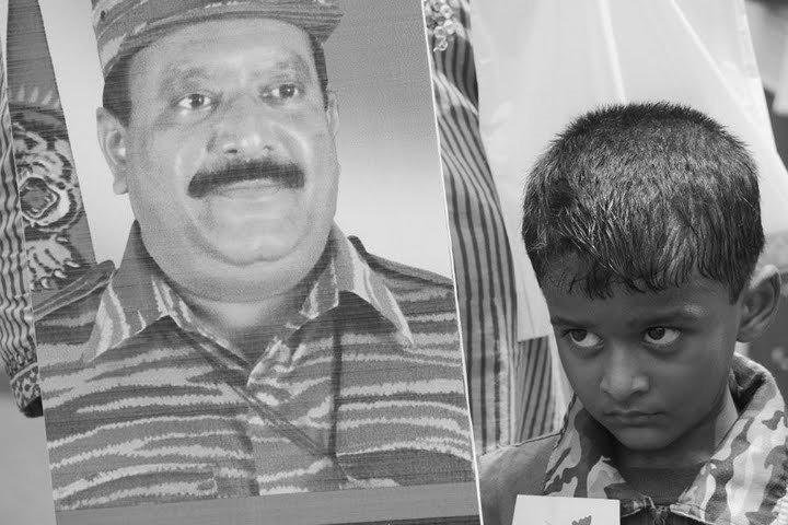 இராமநாதபுரம் நாம் தமிழர் கட்சி சார்பில் நடைபெற்ற மாவீரர் தினம்