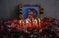 தேசியத் தலைவரின் தாயாரின் மறைவை தொடர்ந்து சேலம் நாம் தமிழர் கட்சியினர் நடத்திய இரங்கல் கூட்டம்.