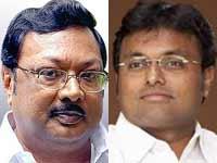 வாக்காளர்களுக்கு அழகிரி, கார்த்தி சிதம்பரம் பணம் கொடுத்தனர்: விக்கிலீக்ஸ்