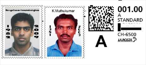 சுவிற்சர்லாந்தில் முத்துக்குமார், முருகதாஸ் ஆகியோருக்கு நினைவுத் தபால்தலை வெளியீடு