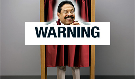 Rajapakse rigged the