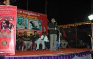 இராசபட்செ மீது சர்வதேச விசாரணை கோரி பொதுக்கூட்டம்
