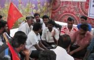 சேலம் மாவட்ட சட்ட கல்லூரி மாணவர்களின் உண்ணாநிலை போராட்டம்