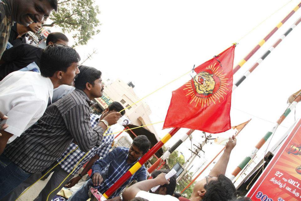 திருப்பூர் வடக்கு மாவட்டம் சார்பாக 27வது வட்டக்கிளை திறப்பு