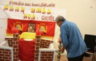 பிரித்தானியாவில் தியாகி திலீபன் அவர்களின் 26ம் ஆண்டு நினைவு சுமந்த வீரவணக்க நிகழ்வு