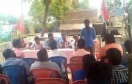 நாம் தமிழர் கட்சின் காஞ்சி மேற்கு மாவட்ட கலந்தாய்வு கூட்டம் நடைபெற்றது.