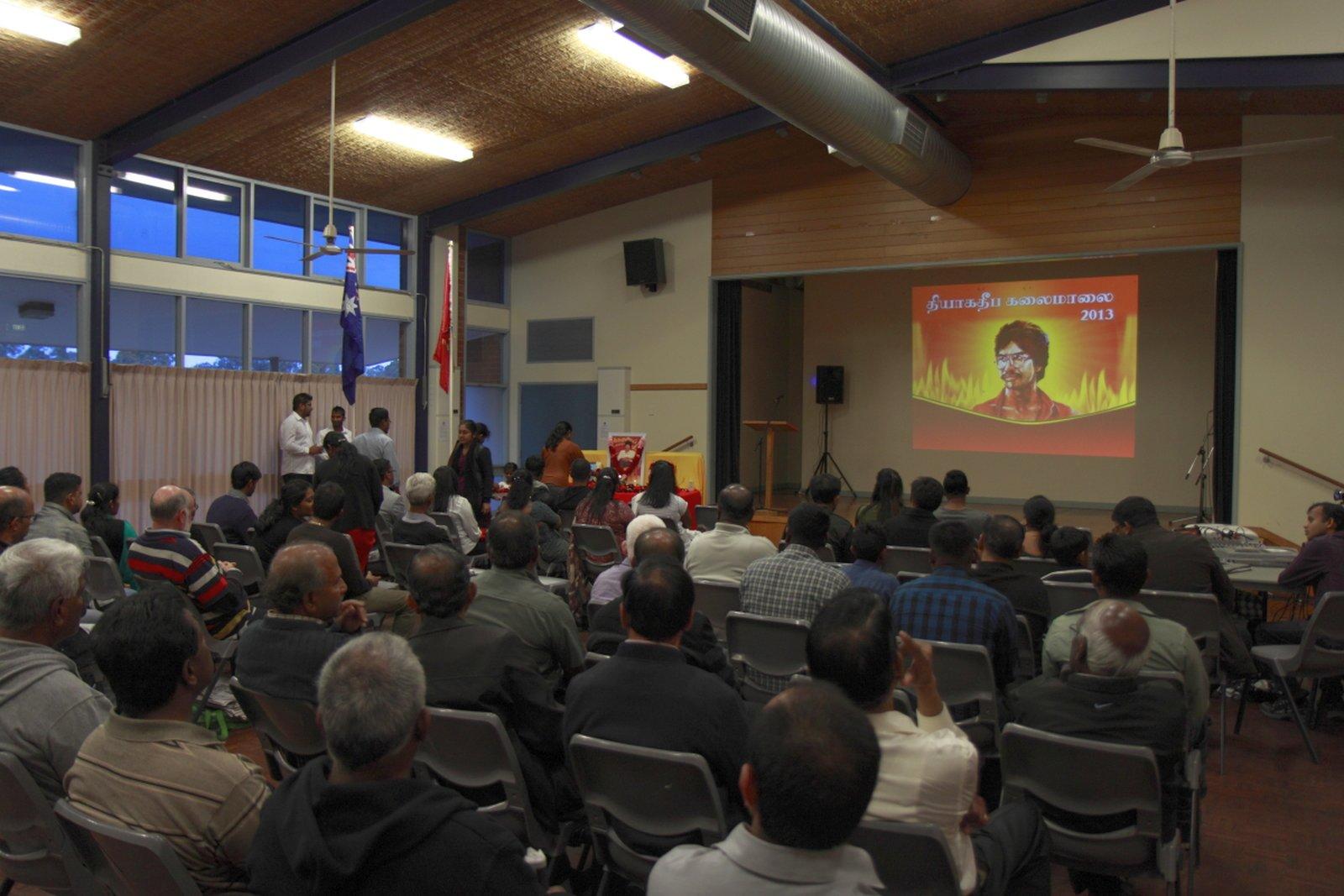 Thiyaki Thileepan Event_Melb 03