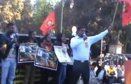 பெல்ஜியத்தில் நடைபெற்ற இன அழிப்புக்கு நீதி கேட்கேட்கும் கவனயீர்ப்பு ஒன்றுகூடல்