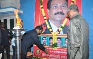 பிரிகேடியர் சு.ப.தமிழ்ச்செல்வன் 6 ஆவது ஆண்டு வீரவணக்கநாள் (2.11.2013)  நாம் தமிழர் கட்சியின் தலைமையகத்தில் நடைபெற்றது.