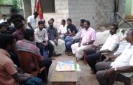 கன்யாகுமாரி மாவட்டம் முன்சிறை ஓற்றியத்தில் 02-03-2014 அன்று கலந்தாய்வு கூட்டம் நடைபெற்றது.