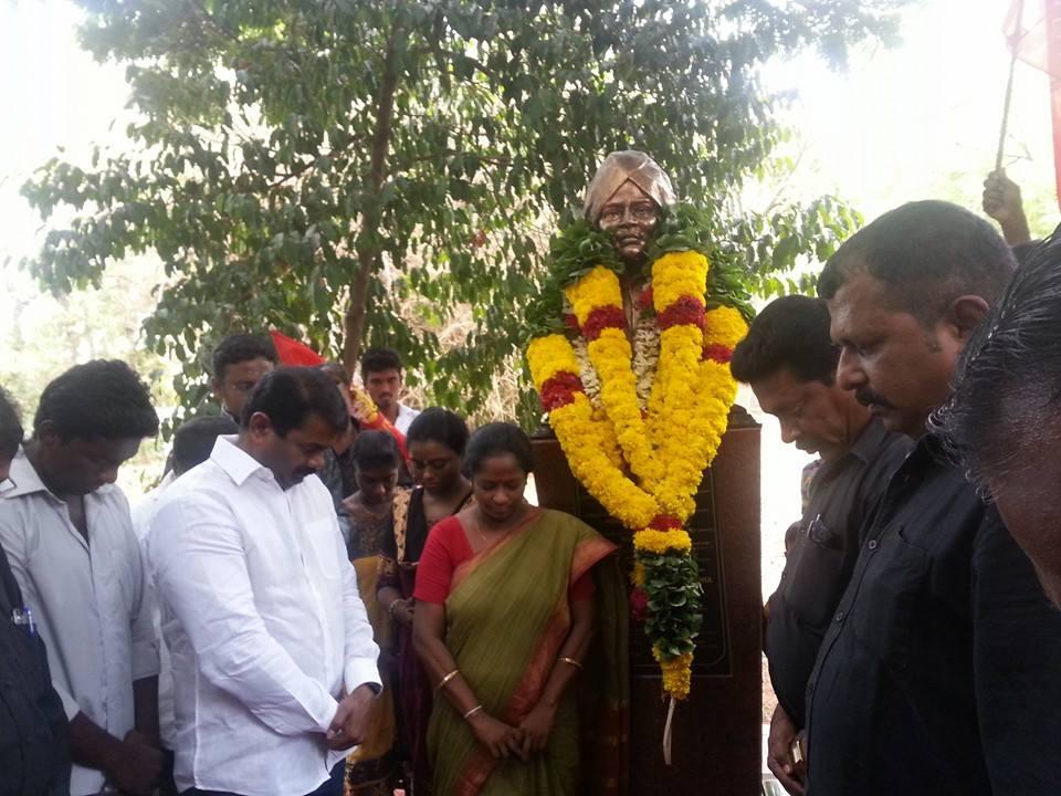 அய்யா அயோதிதாசப்பண்டிதர் அவர்களின் 100வது நினைவு நாள்.