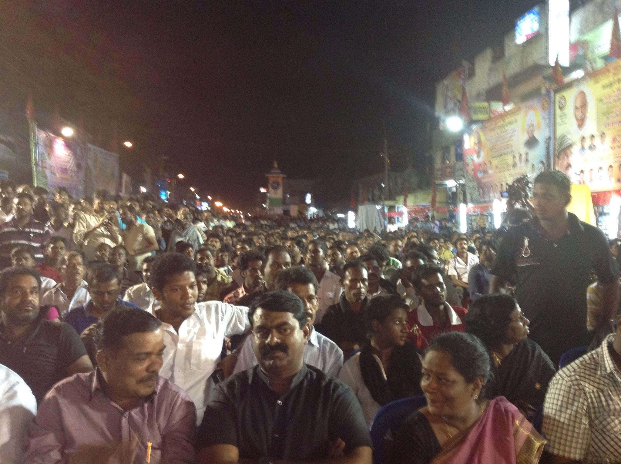 26.07.2014 அன்று காஞ்சிபுரம் மாவட்டம் திருபெரும்புதூரில் பொதுக்கூட்டம் நடைப்பெற்றது.