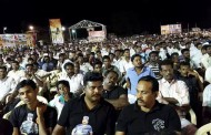 தமிழர்  விளையாட்டுகள் மீதான தடையை நீக்ககோரி காரைக்குடியில்  பொதுக்கூட்டம் நடைபெற்றது.