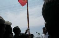 திருச்செங்கோடு ஆம்பூர்பாளையத்தில் கொடியேற்றும் நிகழ்வு 21.09.2014 காலை நடைப்பெற்றது.