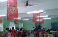 திருவண்ணாமலையில் மாவட்ட செயல்வீரர்கள் கூட்டம் நடைபெற்றது.