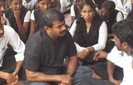 சட்டக்கல்லூரி மாணவர்களின் போராட்டத்துக்கு சீமான் ஆதரவு.