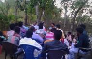 நாகை தெற்கு மாவட்டத்தில் ஒன்றியக் கலந்தாய்வுக்கூட்டம் நடைபெற்றது.