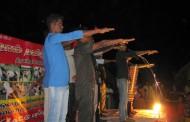 திருவள்ளூர் மேற்கு மாவட்ட நாம் தமிழர் கட்சி சார்பாக தெருமுனைக்கூட்டம் நடைபெற்றது.