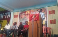 கன்னியாகுமரி மாவட்டம், ஆரல்வாய்மொழியில் கொள்கைவிளக்கப் பொதுக்கூட்டம் நடந்தது