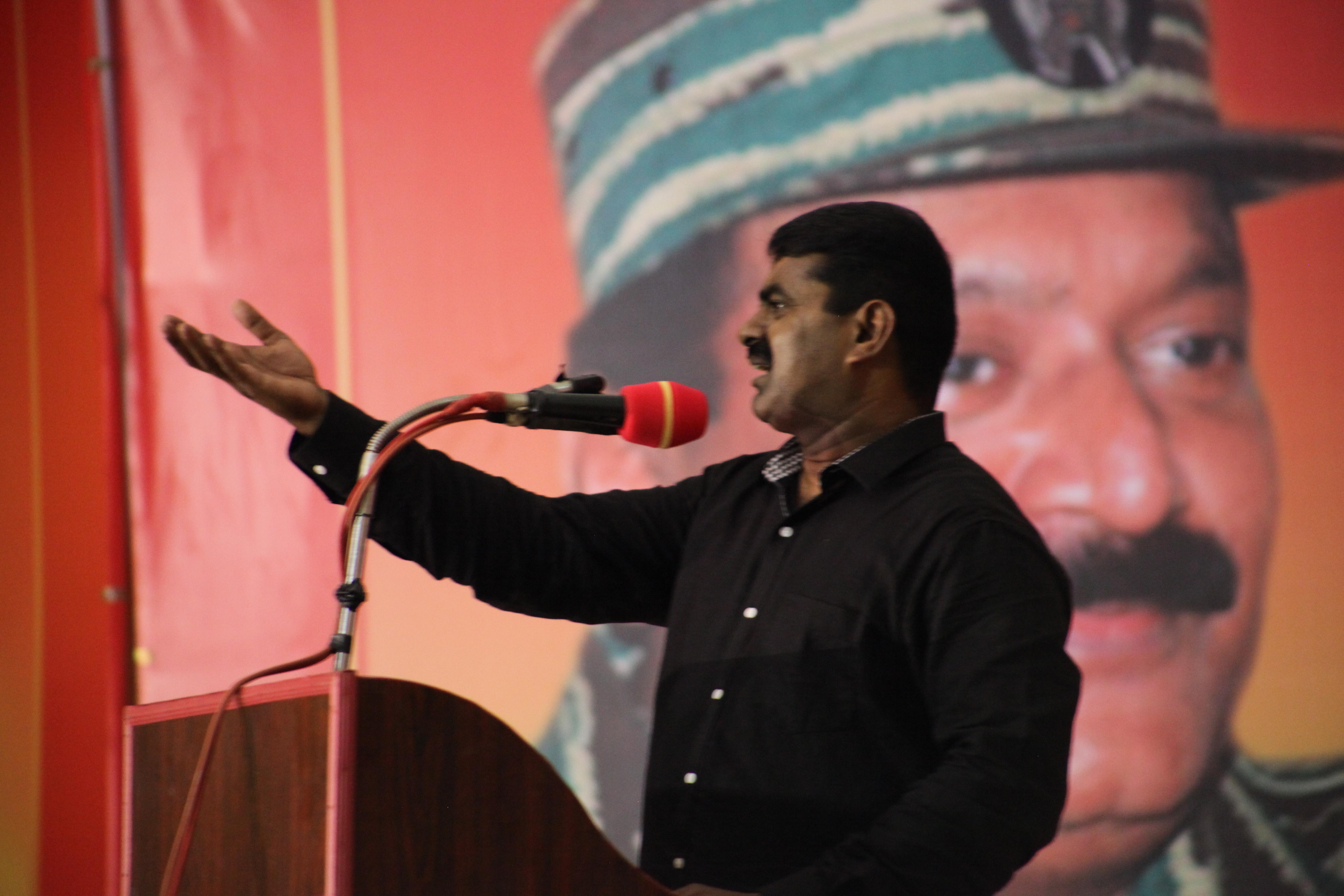 திருப்பூர் வெள்ளகொவிளில் நடைபெற்ற தேர்தல் பரப்புரை 5-4-2011