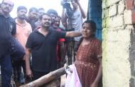 சென்னை, கோட்டூர்புரத்தில் மீட்புக்களத்தில் நாம் தமிழர்