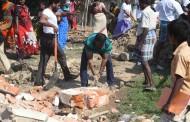 சோழிங்கநல்லூர் பகுதியில் சாலை அமைத்தார் -சீமான்
