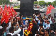 நடிகர் திலகம் சிவாஜி கணேசன் 15 ஆம் ஆண்டு நினைவுநாள் - சீமான் புகழ்வணக்கம்  தலைமைச் செய்திகள் sivaji ganesan memorial day 2016 seemanIMG 42801 190x122