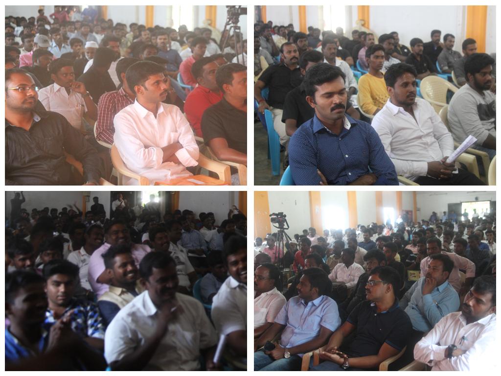 நாம் தமிழர் இளைஞர் பாசறை – மாநிலப் பொதுக்குழு  – கோவை Naam Tamilar Youth Wing General Body Meeting Kovai 2