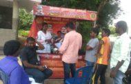 பர்கூர் தொகுதி ஜீஞ்சம்பட்டி குட்டூர் பகுதியில் உறுப்பினர் சேர்க்கை முகாம்