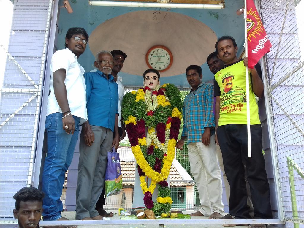 இம்மானுவேல் சேகரனார் 60ஆம் ஆண்டு நினைவுநாள் மலர்வணக்கம் – கோவில்பட்டி naam tamilar katchi kovilpatti vilathikulam kayathaaru immanuvel sekaran ninaivunaal 20173