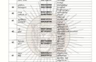 சுற்றறிக்கை: ஆர்.கே நகர் தேர்தல் பணிக்குழு பொறுப்பாளர்கள் நியமனம் தொடர்பாக