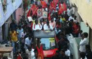 ஆர்.கே நகர் தேர்தல்களம்: 17-12-2017 17வது நாள் | சீமான் வாக்கு சேகரிப்பு மற்றும் பொதுக்கூட்டம்
