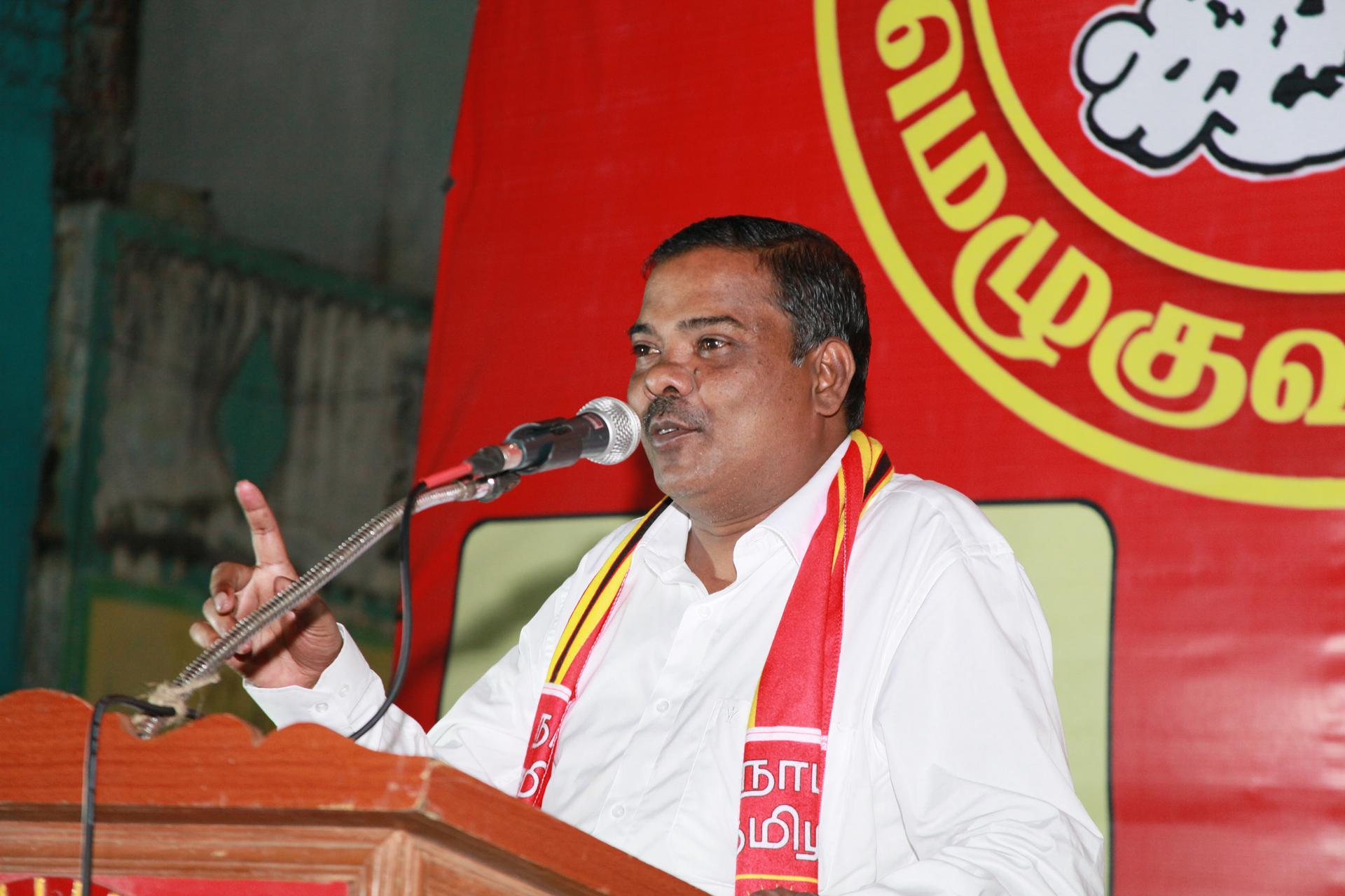 ஆர்.கே நகர் தேர்தல் பரப்புரை: நாள் - 01 | வாக்கு சேகரிப்பு மற்றும் தெருமுனைக்கூடம்
