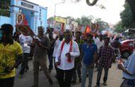 ஆர்.கே நகர் இடைத்தேர்தல் : மூன்றாம் நாள் | வாக்கு சேகரிப்பு மற்றும் தெருமுனைக்கூட்டம்