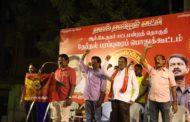 ஆர்.கே நகர் தேர்தல்: 09-12-2017 ஒன்பதாவது நாள் வாக்கு சேகரிப்பு மற்றும் பொதுக்கூட்டம்