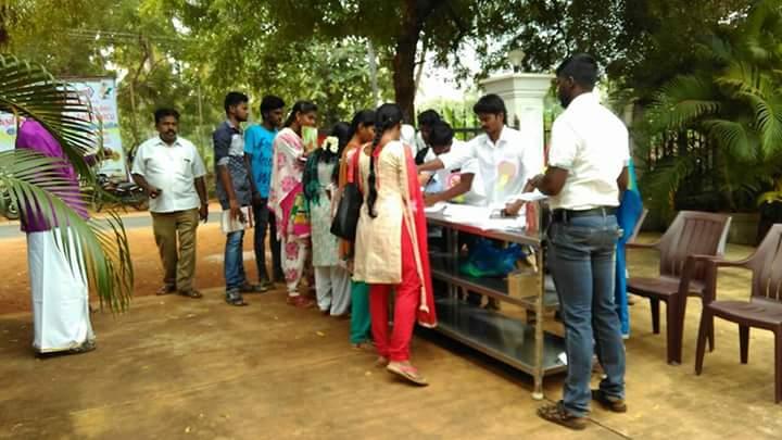 காயாமொழி ஊராட்சி சார்பாக நடத்திய அரசு மாதிாி வினா விடை தேர்வின் முடிவுகள் kaayamozhi naam tamilar katchi conducted arasu mathiri vina vidai thervu 28 01 2018 govt model exam admission