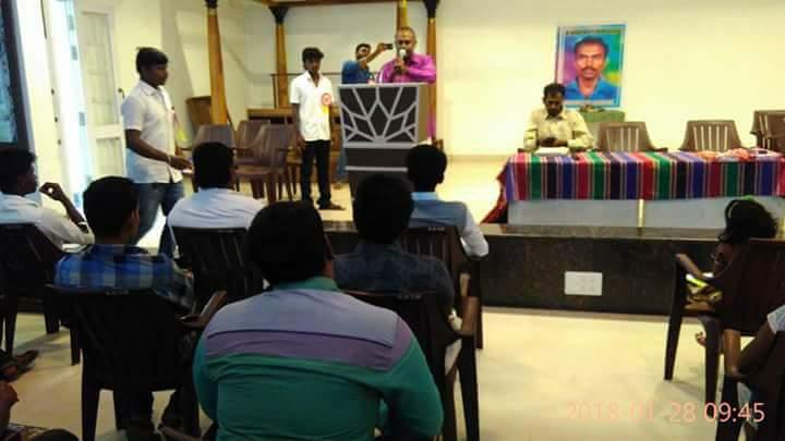 காயாமொழி ஊராட்சி சார்பாக நடத்திய அரசு மாதிாி வினா விடை தேர்வின் முடிவுகள் kaayamozhi naam tamilar katchi conducted arasu mathiri vina vidai thervu 28 01 2018 govt model exam speech
