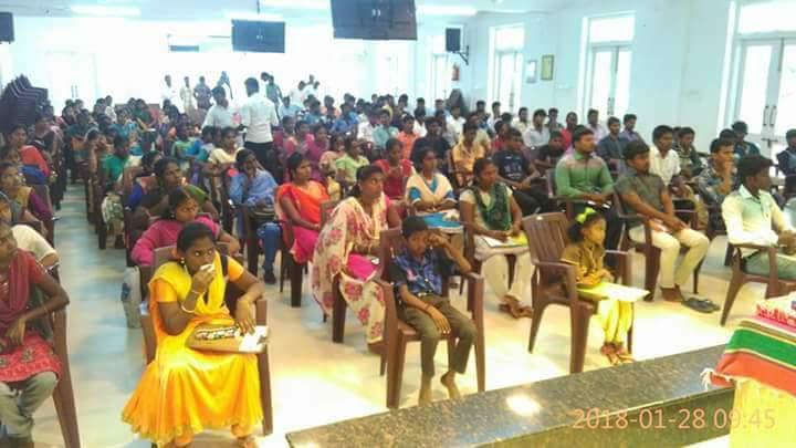 காயாமொழி ஊராட்சி சார்பாக நடத்திய அரசு மாதிாி வினா விடை தேர்வின் முடிவுகள் kaayamozhi naam tamilar katchi conducted arasu mathiri vina vidai thervu 28 01 2018 govt model exam students