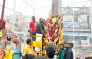மருது சகோதரர்கள் நினைவு நாள் மலர் வணக்கம்-சிவகங்கை மாவட்டம்