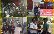 கொடி ஏற்றுதல்-உறுப்பினர் சேர்க்கை முகாம்- சைதாபேட்டை தொகுதி