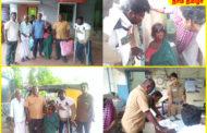 ஆதரவற்ற தாயை காப்பகத்தில் சேர்க்கப்பட்டு உதவி -R K நகர் தொகுதி