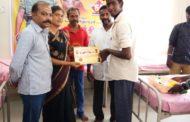 தலைவர் மேதகு வே பிரபாகரன் பிறந்த நாள் விழா- குமாரபாளையம் தொகுதி