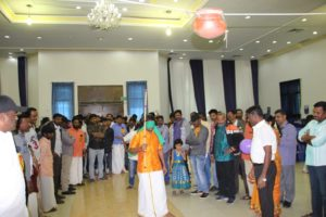 குவைத்தில் செந்தமிழர் பாசறை சார்பாக 4ஆம் ஆண்டு தமிழ்ப் புத்தாண்டுப் பொங்கல் விழா கொண்டாட்டங்கள் senthamizhar pasarai kuwaith pongal thiruvizha tamils festival celebration thamizhar thiruvizha 8 300x200
