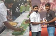 தமிழ் தேசிய தலைவர் மேதகு வே பிரபாகரன் பிறந்த நாள் விழா