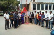 கொடியேற்றும் நிகழ்வு-அண்ணா நகர் தொகுதி