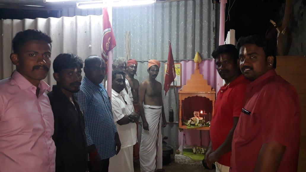 அய்யா வைகுண்டர் அவதார நாள்-அன்னதானம்