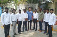சமூக வலைதளங்களில் அவதூறு பரப்பிய தனசேகரன் என்பவர் மீது வழக்கறிஞர் பாசறை சார்பாக டிஜிபி அலவலகத்தில் புகார் மனு  செய்திகள் Naam Tamilar katchi Seeman Whatsapp Audio Issue Advocates wing filed petition against Dhansekaran Chennai DGP Office 190x122