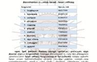 அறிவிப்பு: திருப்பரங்குன்றம் சட்டமன்றத் தொகுதி – தேர்தல் பணிக்குழு